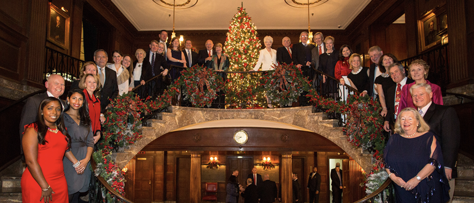 1927 Society Christmas Reception