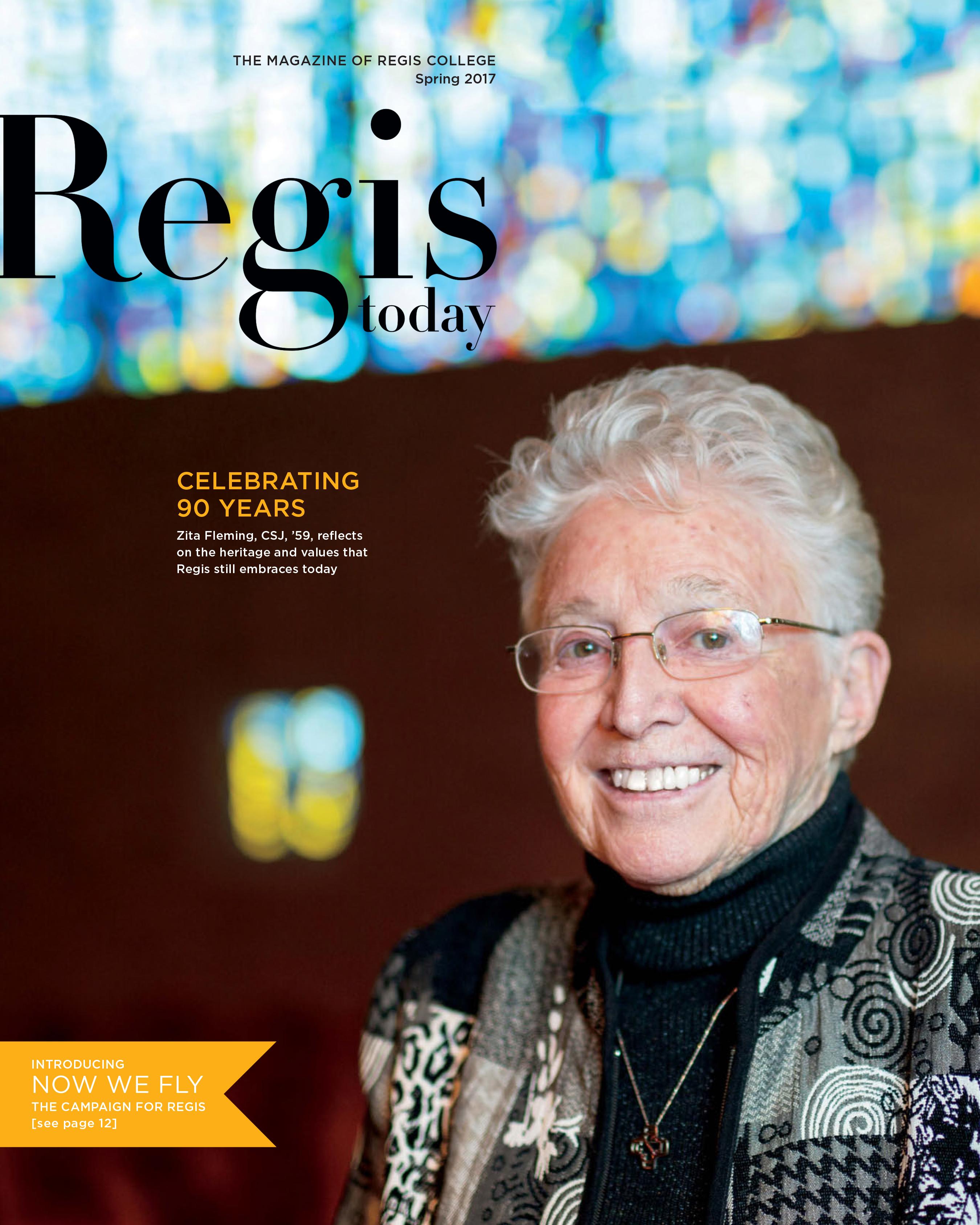 Regis Today Spring 2017