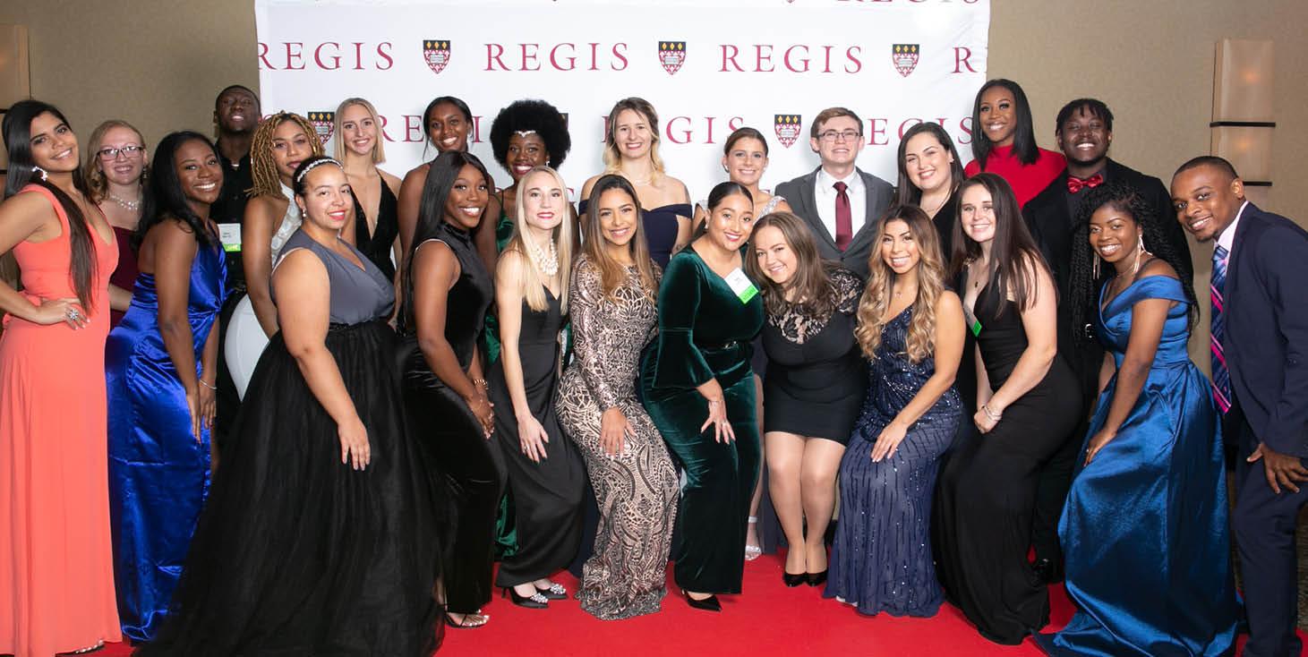 Students at Let It Shine Gala 2019