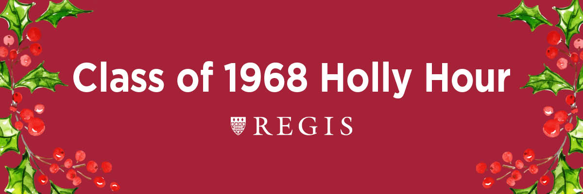 Class of 1968 Holly Hour