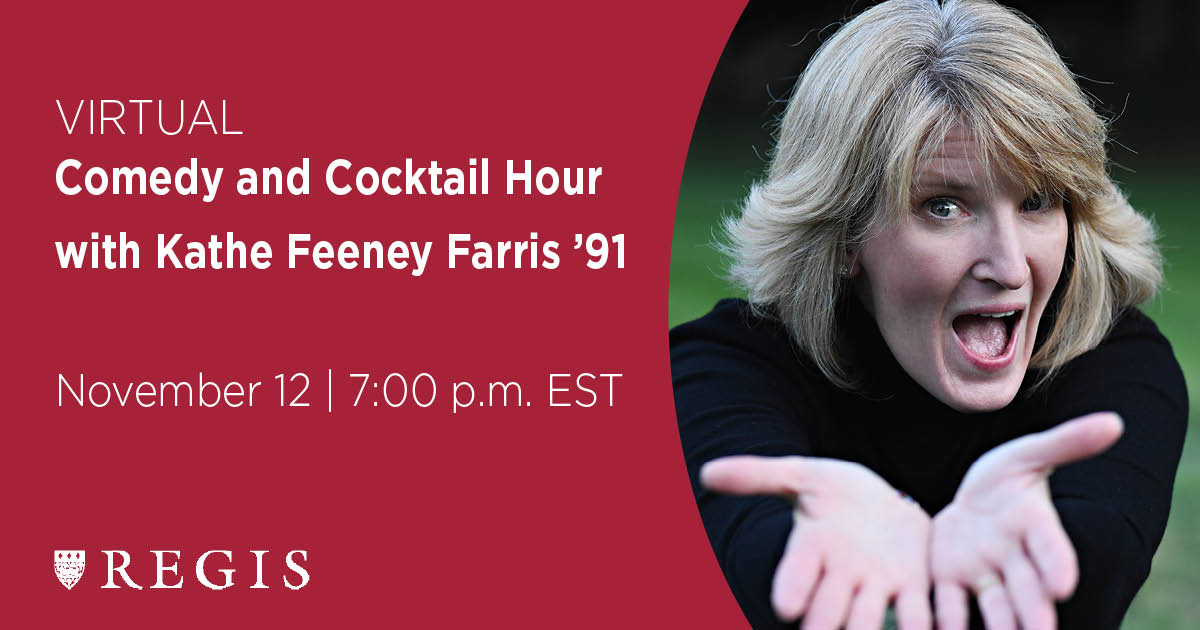 Comedy and Cocktail Hour with Kathe Farris