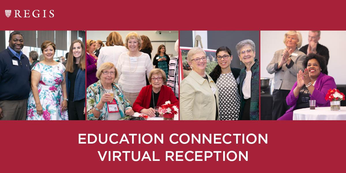 Education Connection Virtual Reception