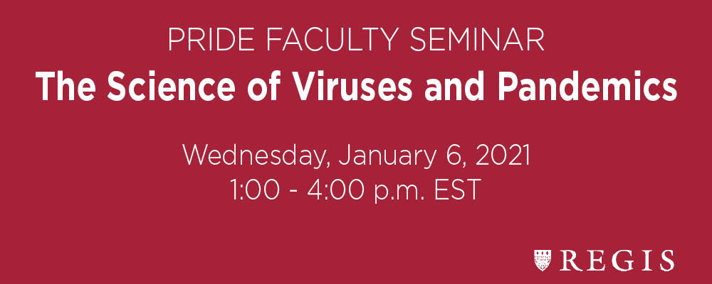 Pandemic Faculty Lecture