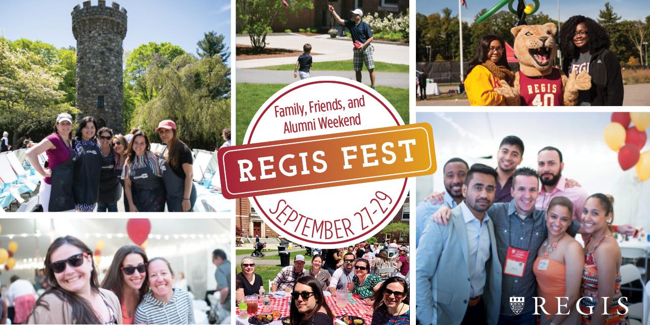 Regis Fest 2019