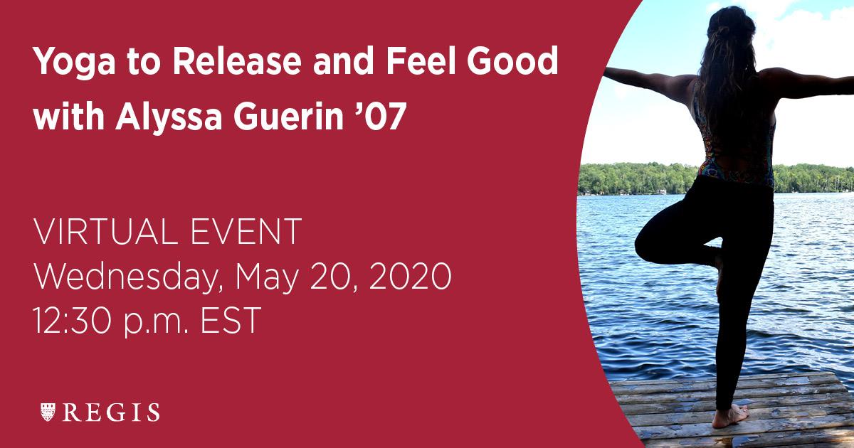 Yoga with Alyssa Guerin