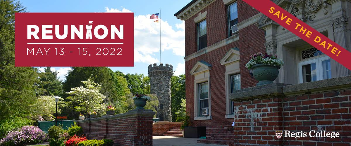 Reunion 2022: May 13 -15
