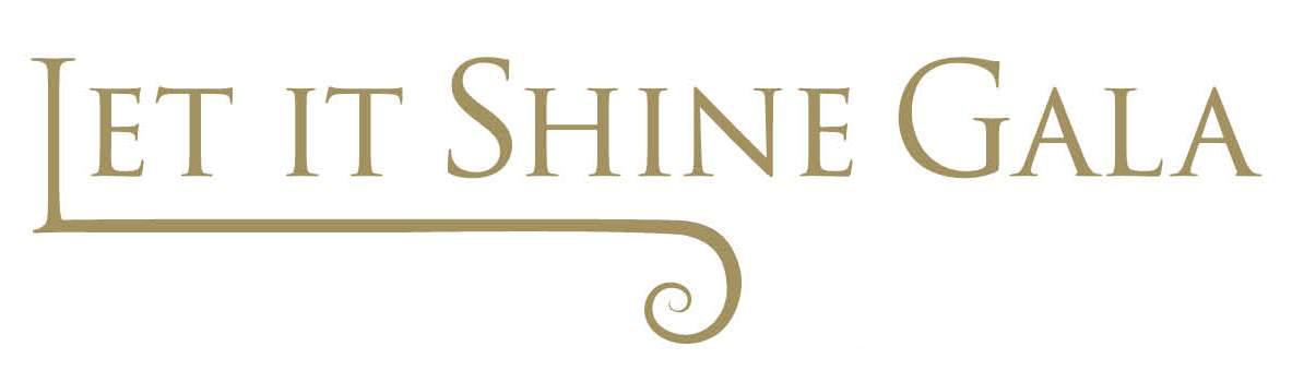 Let it Shine gala logo