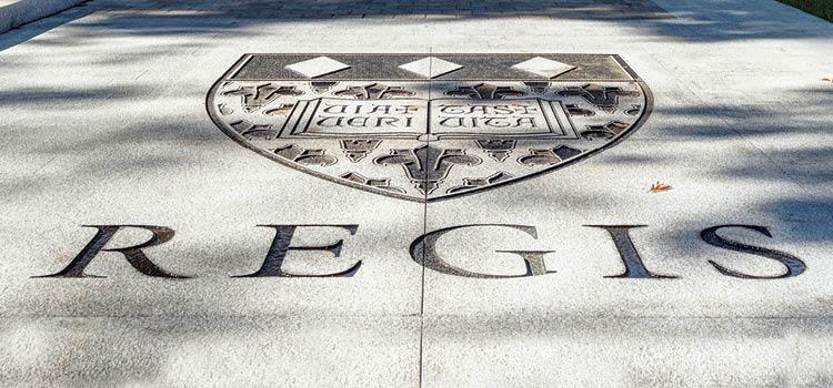 Regis Shield Walkway