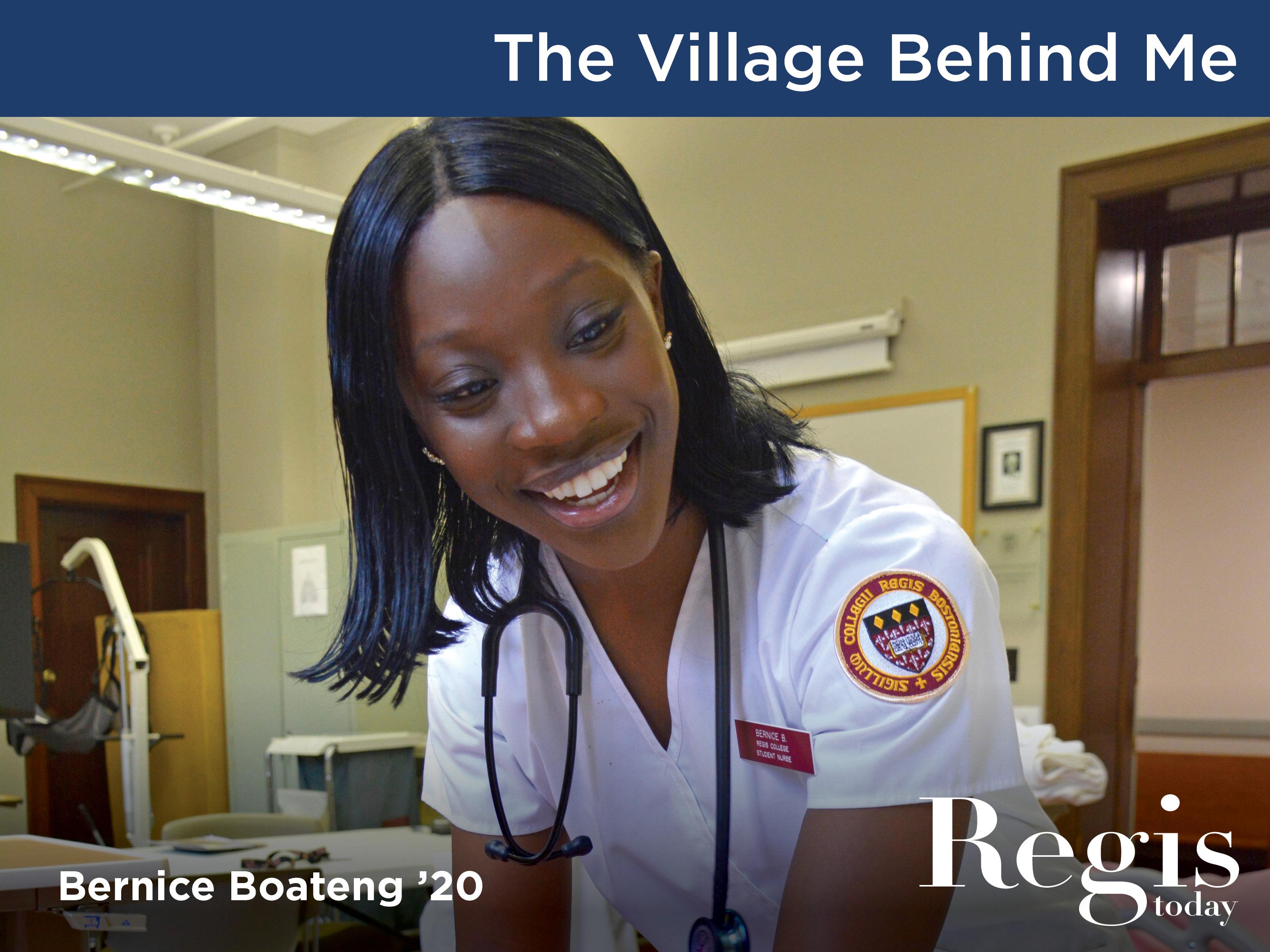 Bernice Boateng