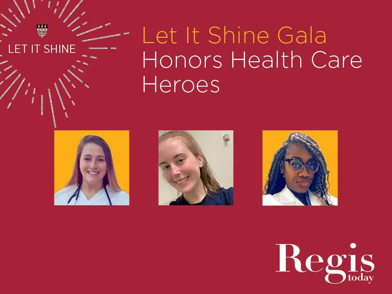 Regis Today | Fall 2020 | Let It Shine