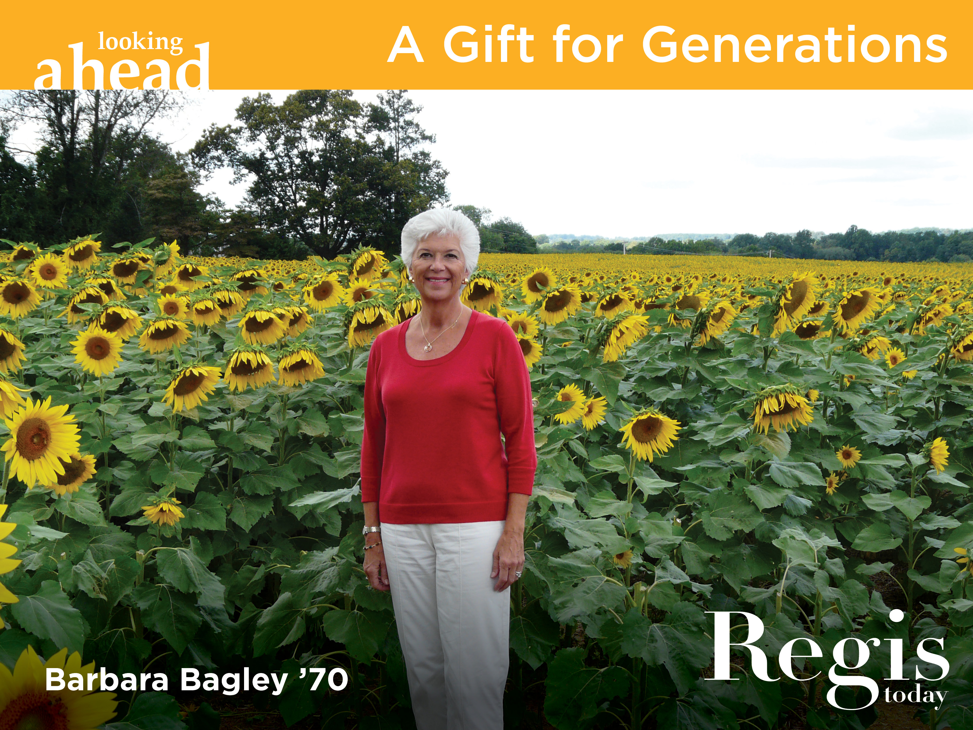 A Gift for Generations | Regis Today Summer 2020