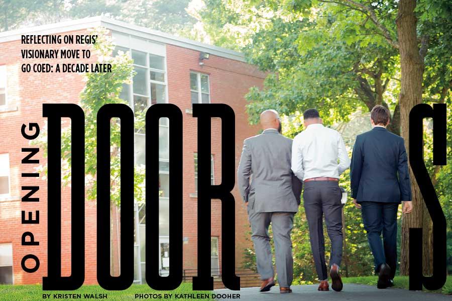 Opening Doors cover