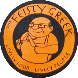 The Feisty Greek - Lively Food, Lively People