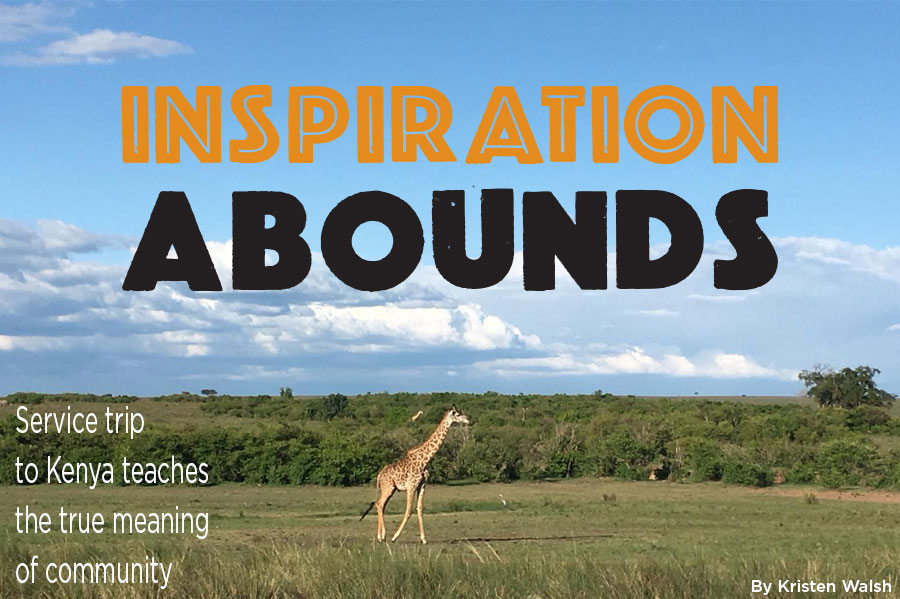 Inspiration Abounds cover
