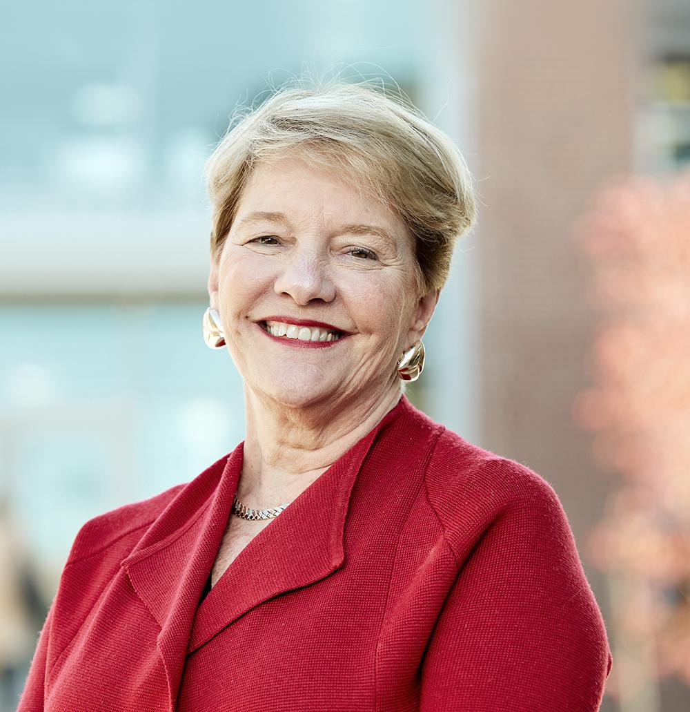 President Antoinette M. Hays